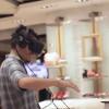 UGGがバーチャルサーフィン「UGG 3D REAL SENSATION」を店頭で開催