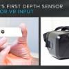 手の動きを精密に読み取るVR連動型のセンサーカメラ「Nimble Sense」