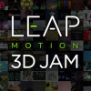 LeapMotionの3Dコンテストを競うLeap Motion 3D JamのTOP20が発表!